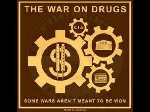 Jesse Ventura: Why The War On Drugs Has Failed & The War On Terror Is Staged