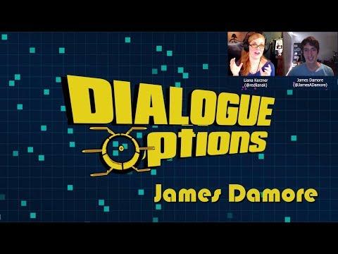 Dialogue Options: James Damore