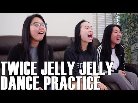 TWICE (트와이스) - Jelly Jelly Dance Practice (Reaction Video)