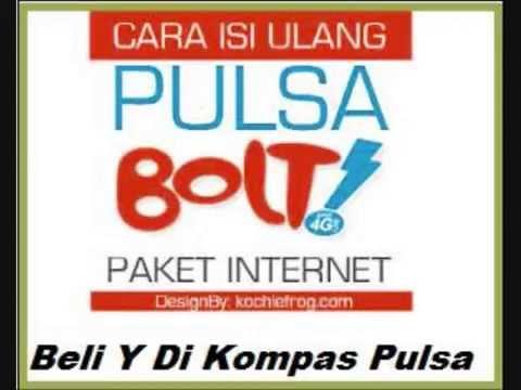 ... (Indosat), Cara Mengisi Pulsa Bolt , Cara Pengisian Pulsa Bolt