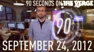 iPhone 5 sales, Facebook privacy scares, and Galaxy S III upgrades - 90 Seconds on The Verge