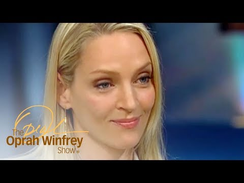 Uma Thurman's Raw, Relatable PostDivorce   The Oprah Winfrey   Oprah Winfrey Network