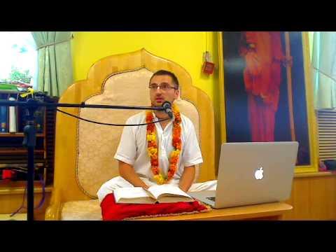 Шримад Бхагаватам 3.29.4 - Амала Кришна прабху