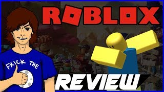 TGR: (Tooterppp Game Reviews) Recensione di Roblox. (ft. Racconti di Taylor)