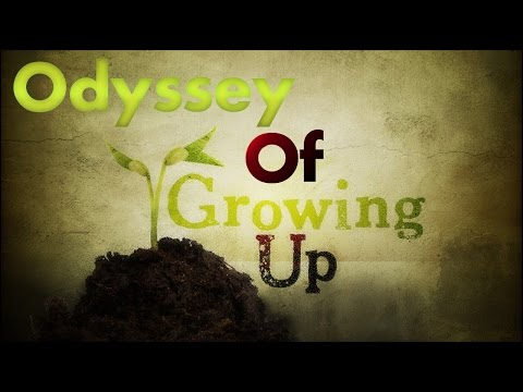 DON'T GROW UP, ITS A TRAP! | The Amazing Odyssey Of Growing Up