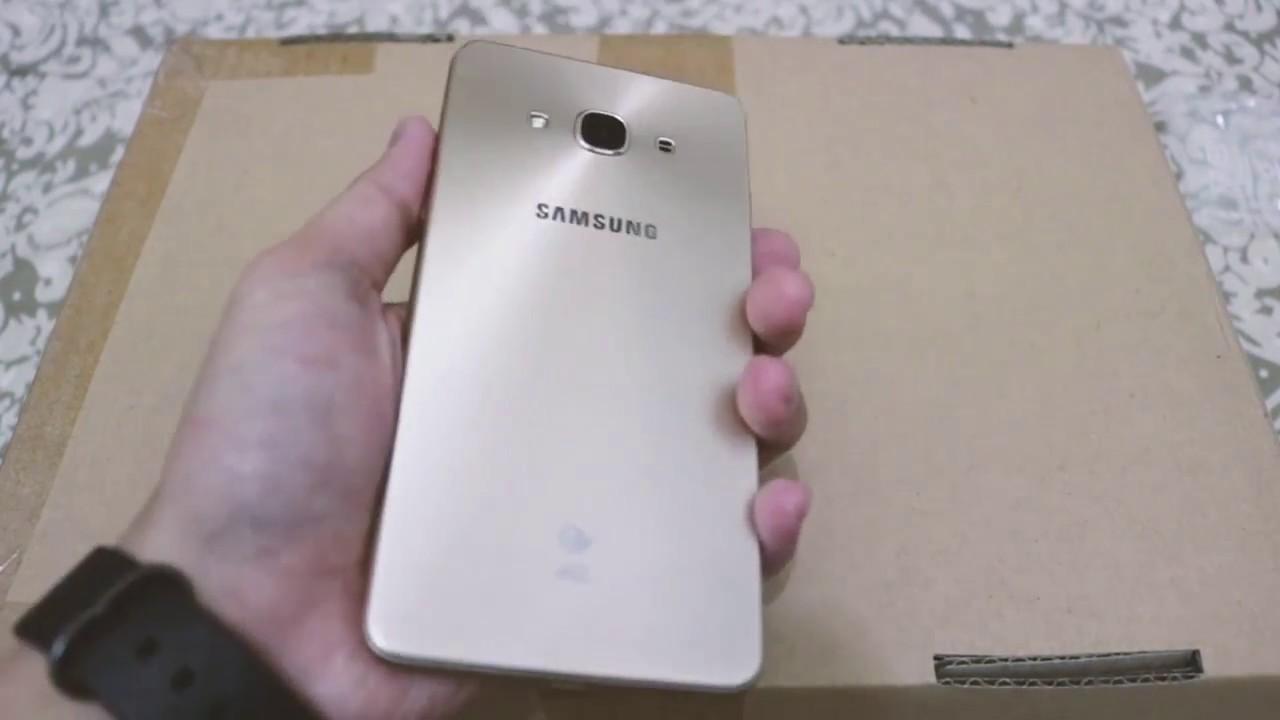 Asli Atau Palsu Unboxing Samsung Galaxy J3 Pro Youtube