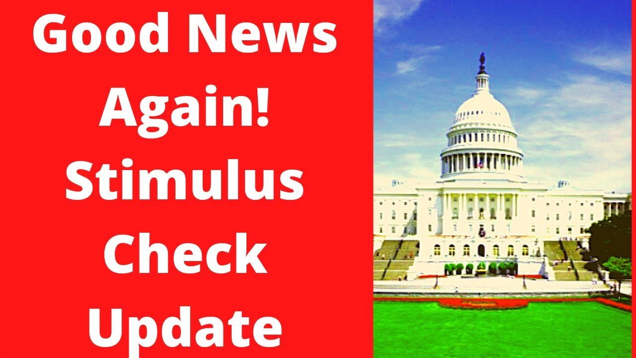 Universal Basic Income Discussion Good News! Second Stimulus Check Update 7 11 20 Stimulus Package