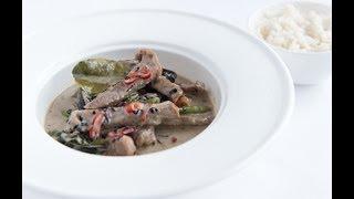 Желтое карри с рисом (curry) - видео рецепт Личный Повар