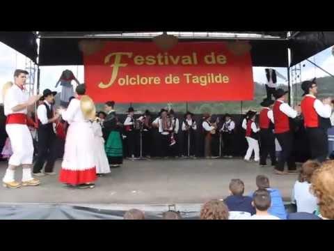 II Festival Nacional de Folclore de Tagilde - 2014