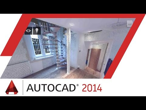 TUTORIAL: New AutoCAD 2014 Reality Capture Feature | AutoCAD