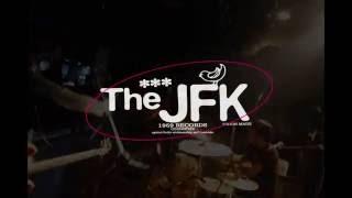 お久ぶりーの懲りないハードブルースロックバンドThe JF***K。 フロアラ...