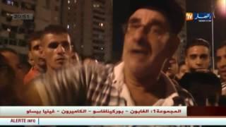 سكيكدة: حافلة لنقل المسافرين تدهس طفلا بحي الممرات و السكان يحتجون