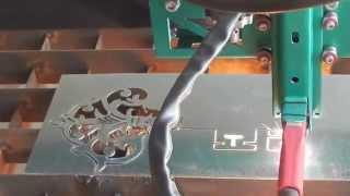 CNC plasma kit design cutter