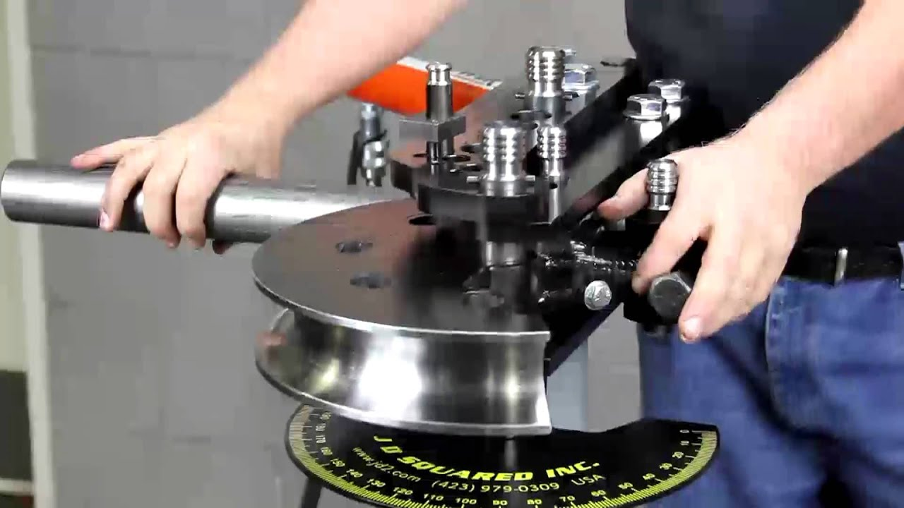 Model 32 Hydraulic by JD Squared, Inc. - YouTube