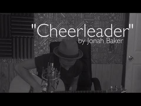 OMI - Cheerleader Acoustic Version (cover by Jonah Baker)