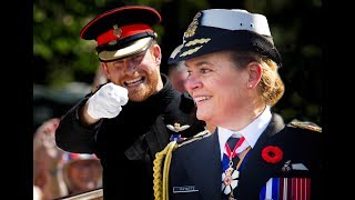 GOVERNOR GENERAL HARRY?! Lilley: More than 60% of Canadians are in favour