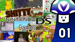 [Vinesauce] Vinny - Shitty DS Games (part 1)