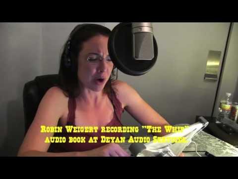 Robin Weigert talks about narrating