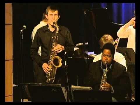 Robert Macina Big Band Pierce 10'
