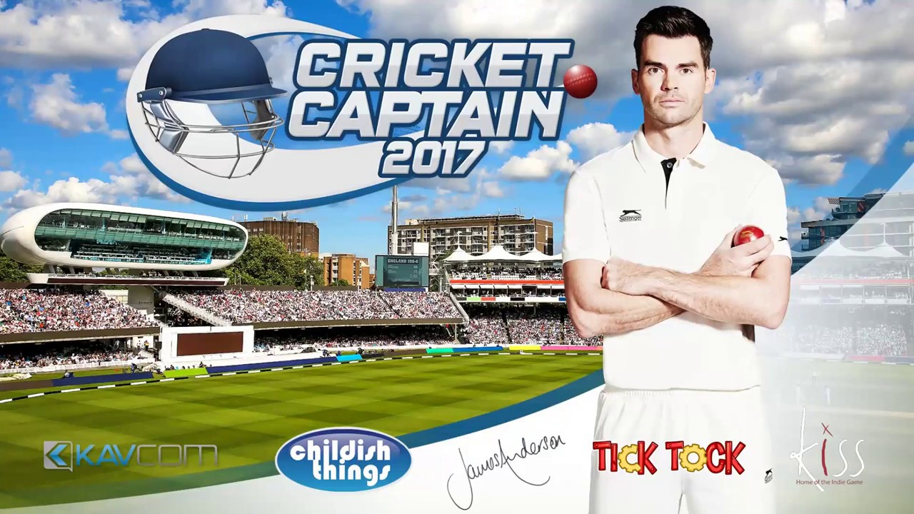 Cricket Captan 2017 for mobile, iOS Android and more!