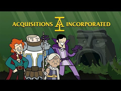 Acquisitions Incorporated Live - PAX Unplugged 2017