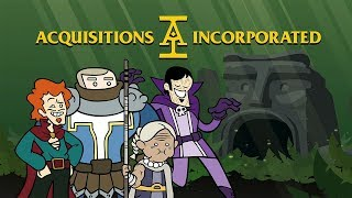 Acquisitions Incorporated Live - PAX Unplugged 2017 thumbnail