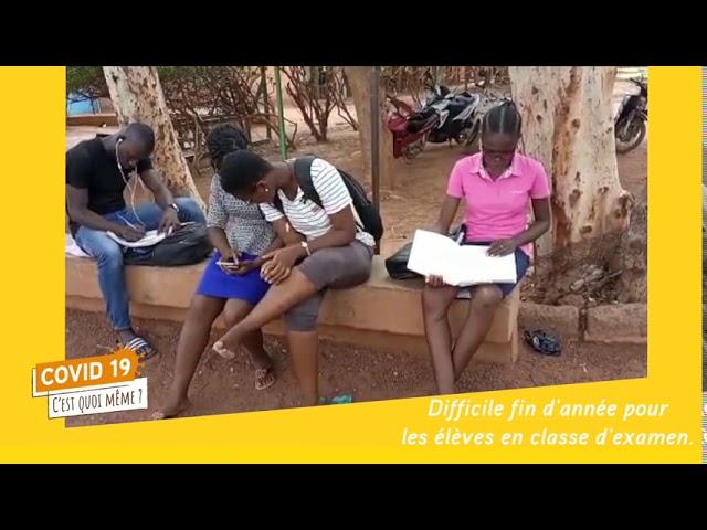C19CQM - Reporters citoyens - Les élèves en classe d'examen