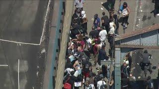 Looters Ransack Philadelphia Businesses In Broad Daylight