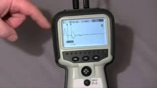 Megger TDR1000/3 Demonstration Video