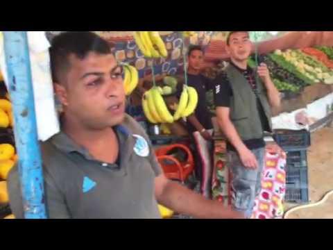 ILLIZI : dialogue ouvert au souk de Rachid Nekkaz avec la population sur le thème du travail et du