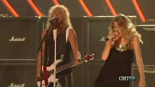 007Def Leppard & Taylor Swift   Pour Some Sugar On Me Official Video   YouTube 720p