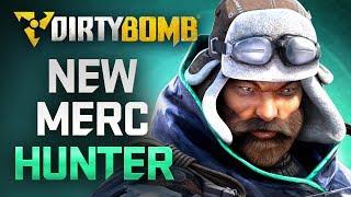 Dirty Bomb: NEW MERC Hunter