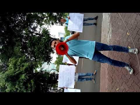 Forum Gerakan Mahasiswa Pulau Buru Jakarta (FORGEMA BURU-JAKARTA) Aksi di Kementerian LHK Soal PT MS