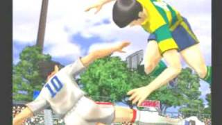 Captain Tsubasa (PS2 Game) Vs Hirado [Part 2/2]