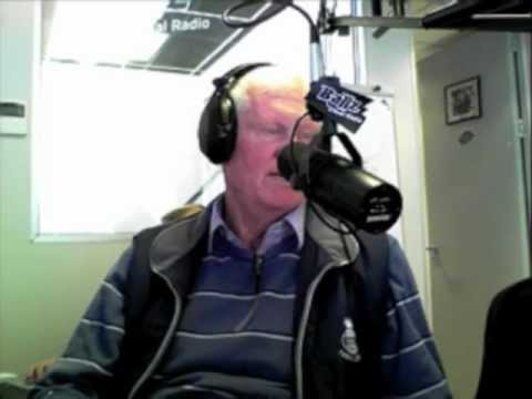 Graeme Pollock at Ballz Visual Radio - PART 1