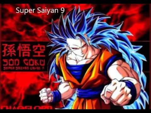 Super Saiya Jin Blue DEWA TINGKAT 2