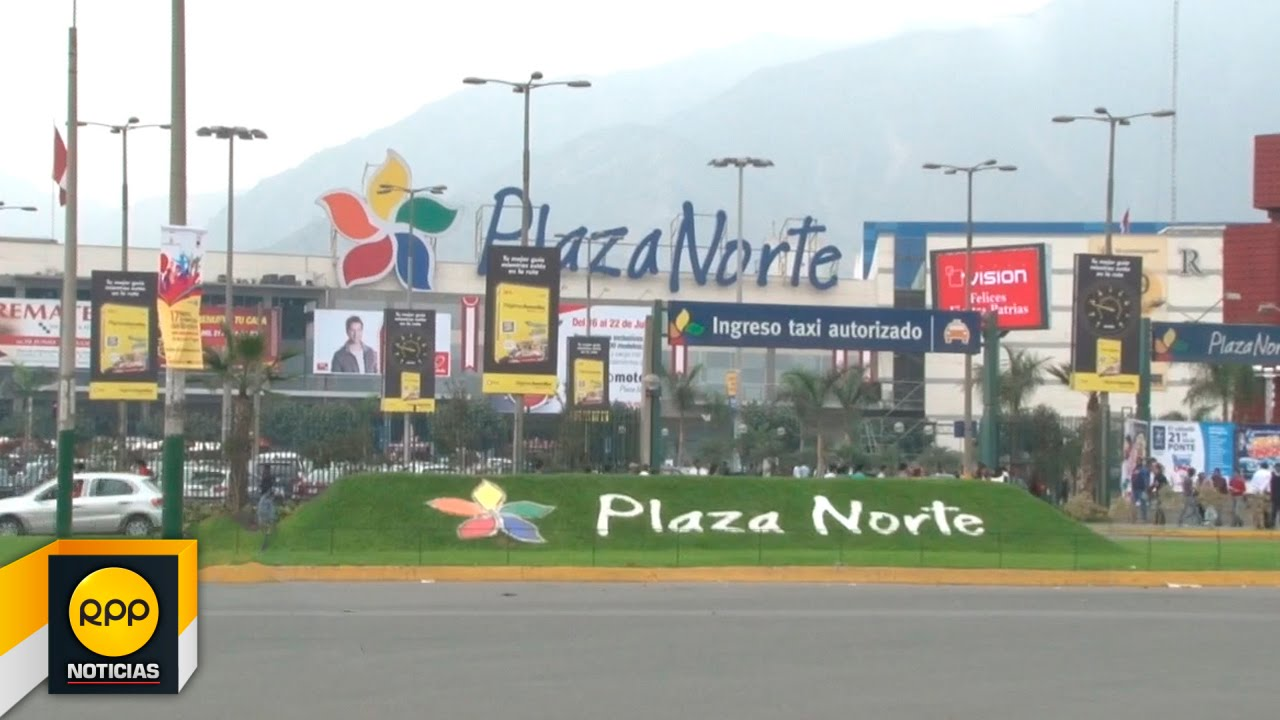Reabrieron el patio de comidas de plaza norte rpp youtube for Muebles plaza norte