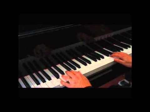 how to make a tune on your left hand piano