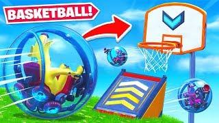 MARCH MADNESS Baller BASKETBALL *NEW* Game Mode in Fortnite Battle Royale thumbnail