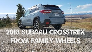 2018 Subaru Crosstrek Review from Family Wheels