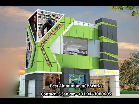 9443080605 Best Aluminium Acp Works In Salemerodekarurariyalur