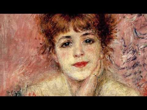 Великие художники и их картины. Пьер Огюст Ренуар.