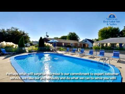 Americas Best Value Inn And Suites Hotel Chincoteague Va Island Hotels