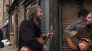 ahab - run me down - Live on Brick Lane