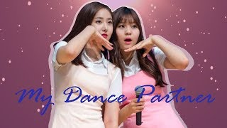 [Gfriend] Maknae Line (SinB x Umji) - My Dance Partner
