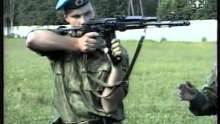 Ошибки при изготовке для стрельбы стоя АК
