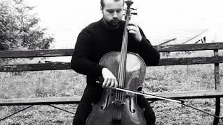 Elgar Cello Concerto - IV. 1/2  - Tyler Michael James