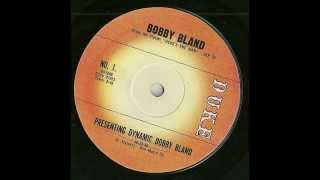 Bobby Bland - Presenting dynamic Bobby Bland, 36 22 36 (Duke jukebox 33RPM single)