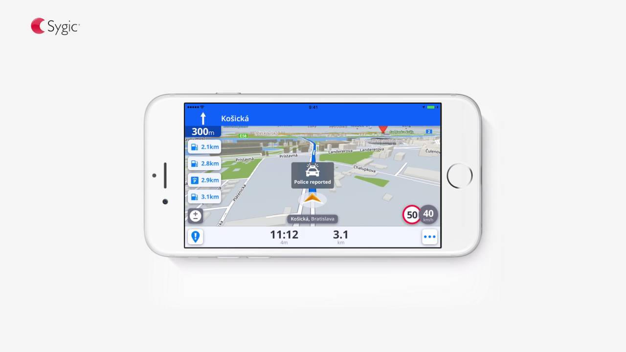 sygic gps navigation for ios designed for a great user experience rh youtube com Sygic GPS Review Sygic GPS Software