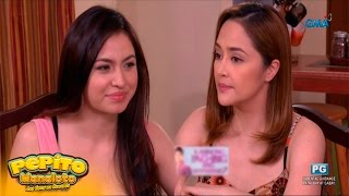 Pepito Manaloto: Deedee at Susie, may cousin rivalry?